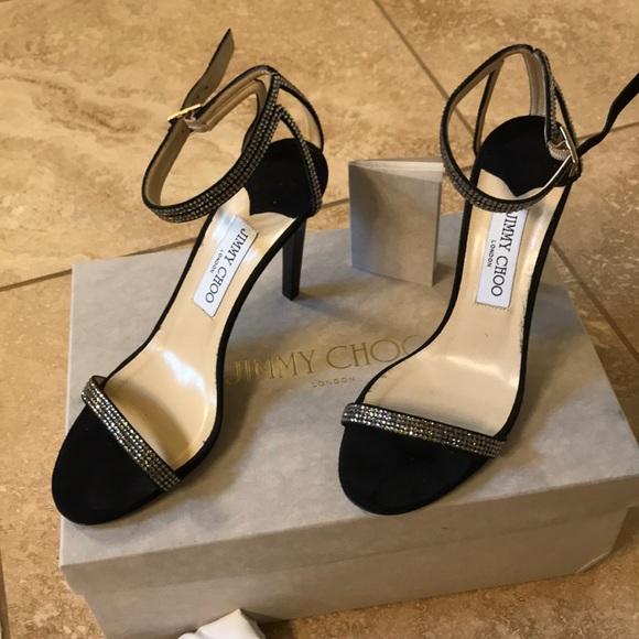Jimmy Choo Shoes - Jimmy Choo authentic sandals w/ box ~like NEW❤️🦋
